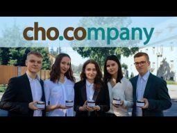 Prezentácia JA Firmy cho.company na TOP finále 2020